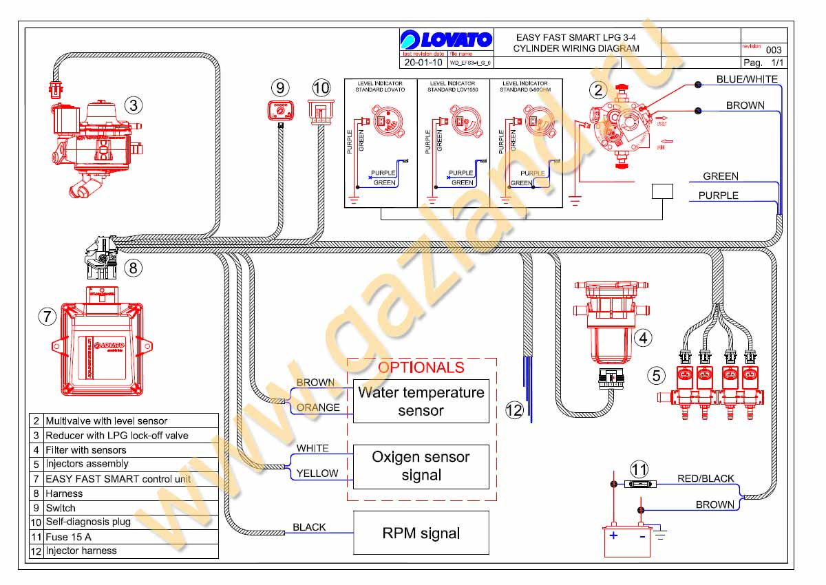 Lpg wiring diagram ford somurich